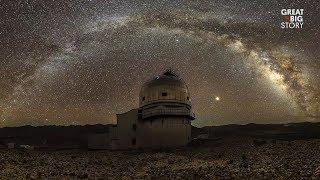 أفضل تجربة لمراقبة النجوم في لاداخ في الهند