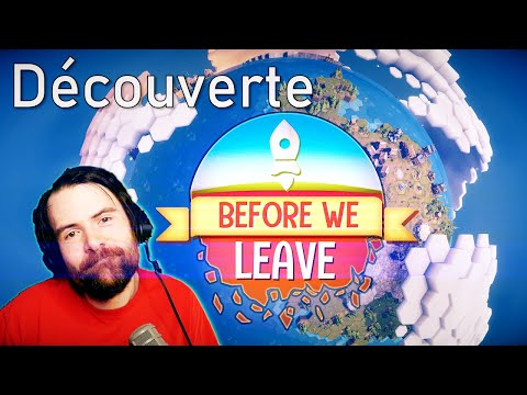 DECOUVERTE: Before We Leave
