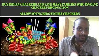 Buy & Use Indian Crackers   Happy Diwali