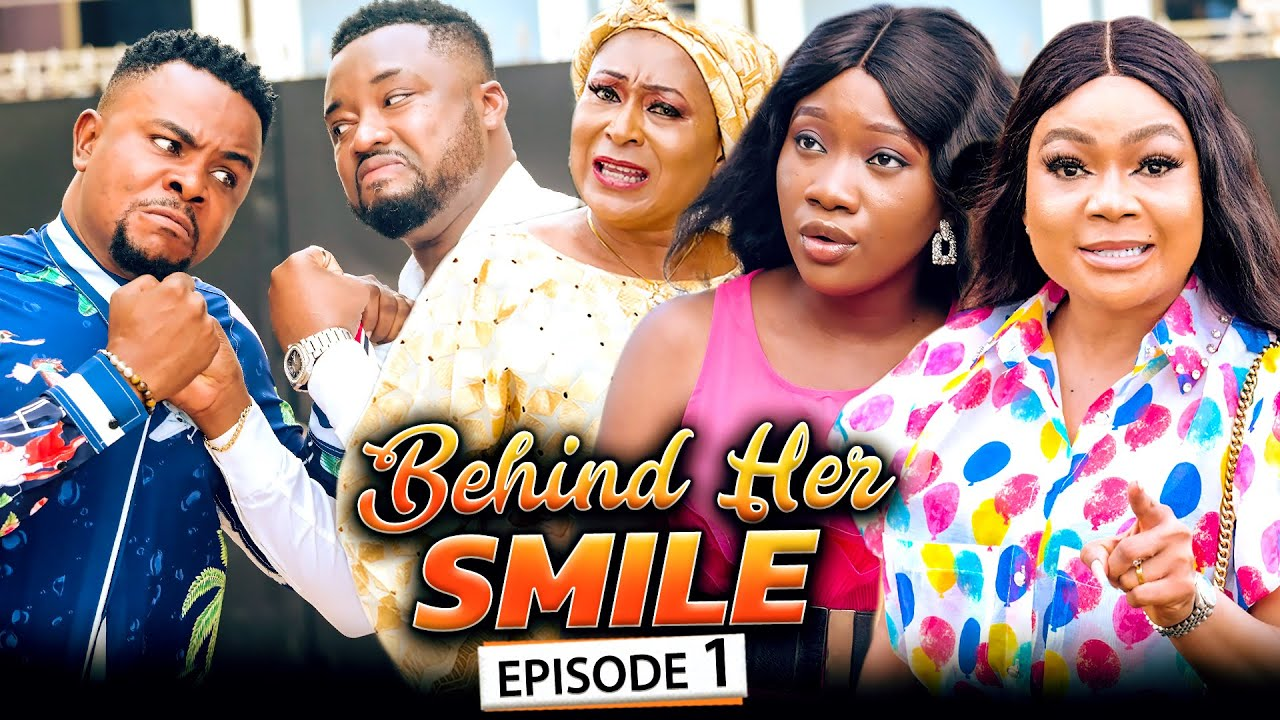 Download BEHIND HER SMILE EPISODE 1 (New Movie) Chinenye/Rachel Okonkwo 2021 Latest Nigerian Nollywood Movie