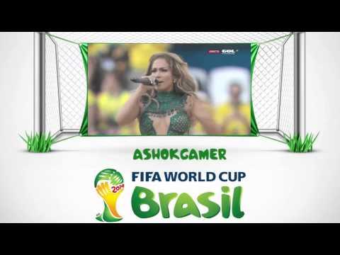 Pembukaan FIFA Piala Dunia 2014 Brazil