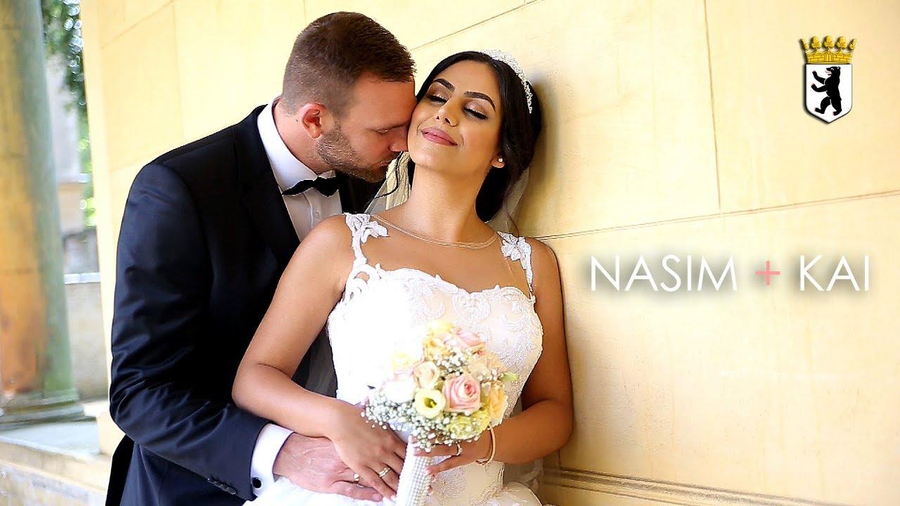 Dream German + Persian Wedding, Bouncing in Berlin, BOUTIQUE WEDDING FILMS | Hochzeitsvideos