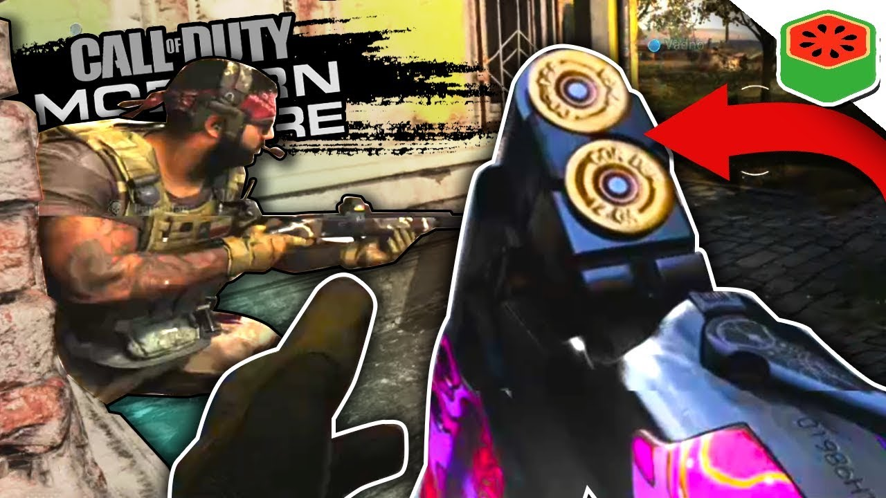 The most BROKEN gun in Call of Duty: Modern Warfare thumbnail
