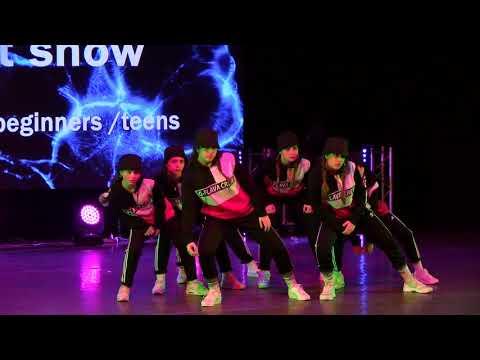 Dance Monsters   small groups/street dance/teens