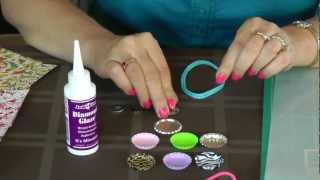 Bottle Cap Necklace DIY Tutorial - Fun to Make Necklaces!