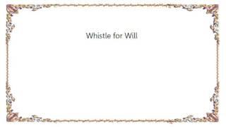 Hot Chip - Whistle for Will Lyrics