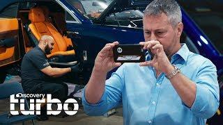 ¡Alex hace cambios en coche de lujo sin avisar al cliente! | Alex Vega Custom Shop | Discovery Turbo