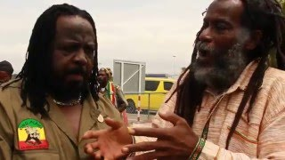 Download RAS I V SPEAKS ABOUT THE POWERS OF RASTAFARI APRIL 21, 2016 MP3 song and Music Video