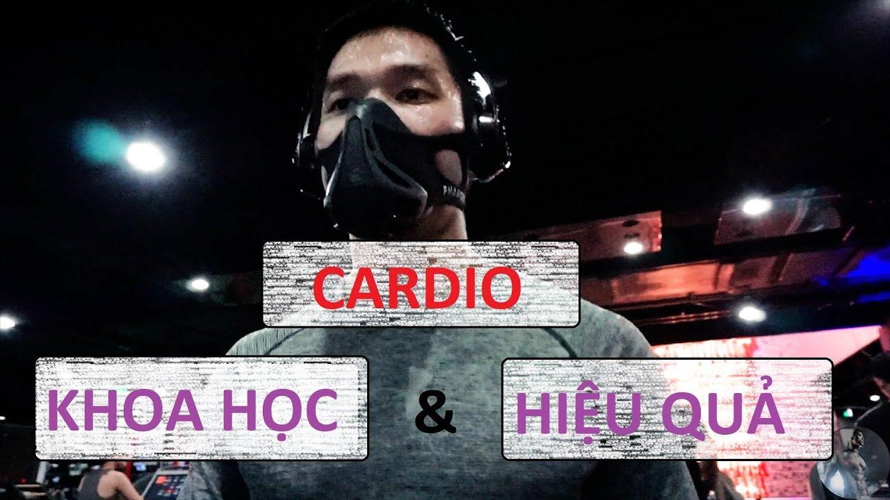 VLOG #2: CARDIO hiệu quả và tránh mất cơ!