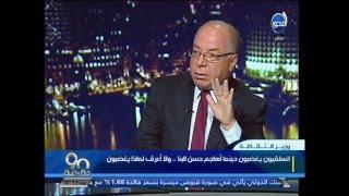 بالفيديو.. وزير الثقافة: من يقف في صف حسن البنا وسيد قطب يعتبر عدوا لي