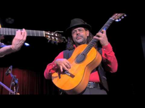 Jesse Cook in Campbell River ❛Nuevo Flamenco❜ ⑥ ❛One World Tour❜