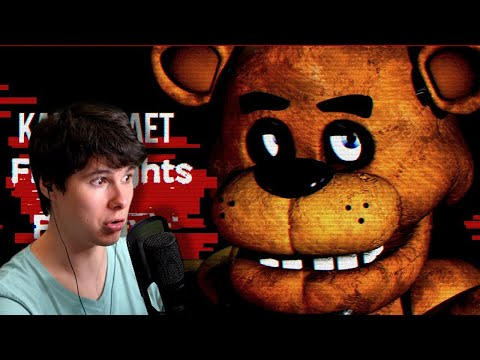 Five Night At Freddy's review - HALLOWEEN SPECIAL - Реакция на Sumochkin Production АРХИВ