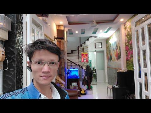 Livestream Bán Nhà Đẹp 1 Lầu Phạm Thế Hiển P6 Quận 8, Cách Mặt Tiền 20m