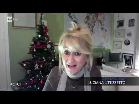 Luciana e le 'follie' da quarantena - Che tempo che fa 19/04/2020