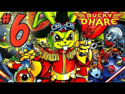 Bucky O'Hare Gameplay Walkthrough - PART 6 - Rob Schneider is... Bucky O'Hare!
