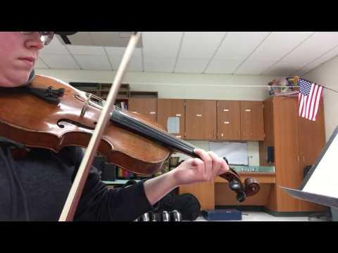 Classic Sinfonia- Violin 1
