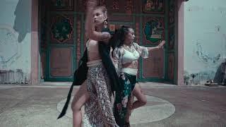 SACRED DIALOGUE  - Alef-sol : Arisha and Angie dancing