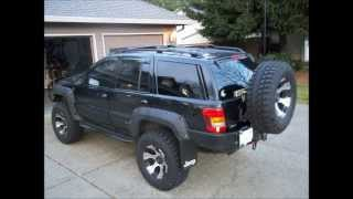 lifted jeep wj project