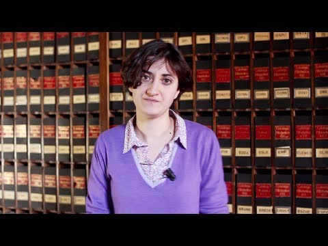Intervista con Angela Felicetti - 5 X 1000: sostieni il merito