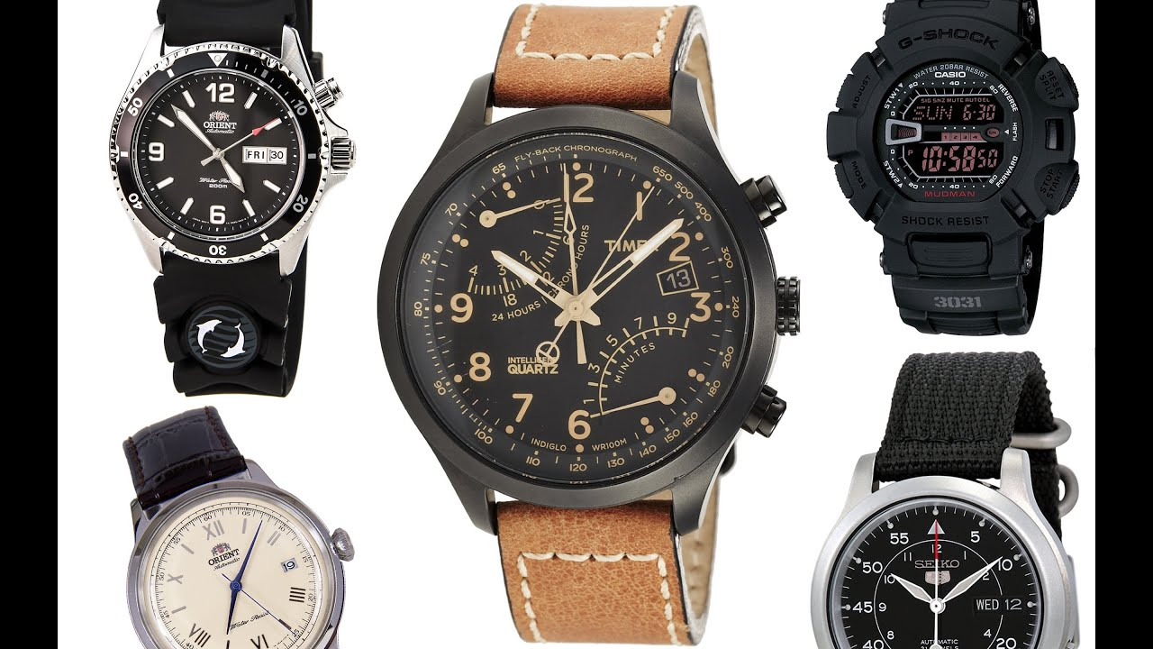 star tissot under orient watch visodate watches dollar hamilton top khaki seiko alpinist youtube