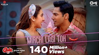 Mirchi Lagi Toh Video Song - Coolie No1