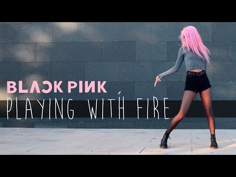 BLACKPINK - '불장난 (PLAYING WITH FIRE)' ♥ dance cover