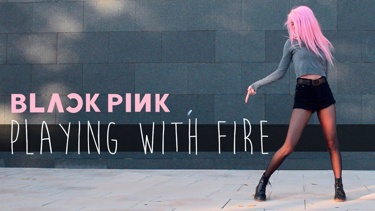 Blackpink 불장난 Playing With Fire Dance Cover