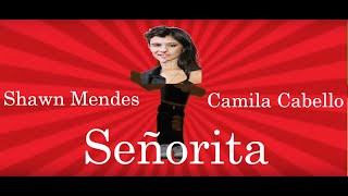 Señorita - Shawn Mendes, Camila Cabello (Roblox Dance/Lyric Video)