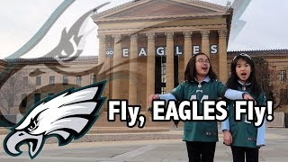 Fly, EAGLES Fly!