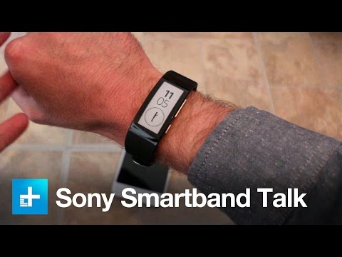 Sony Smartband Talk - Review