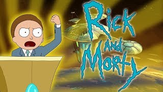 Download Outnumbered (Rick and Morty Remix) MP3 song and Music Video