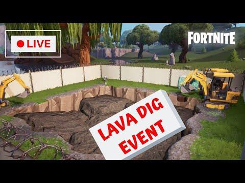 *LIVE EVENT* Lava Dig {CUSTOM Matchmaking} *Grind to 12k* GIVEAWAY!!!
