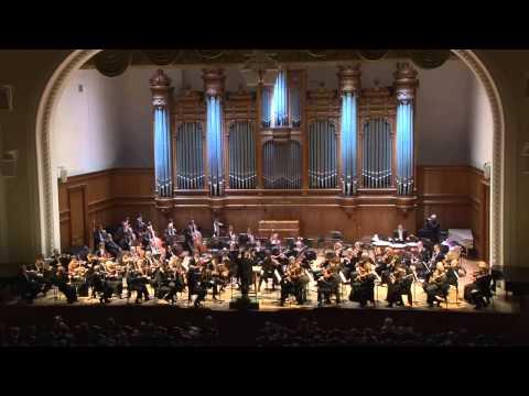 S. Prokofiev   Symphony No. 1 (Tchaikovsky Symphony Orchestra, V.Fedoseyev)