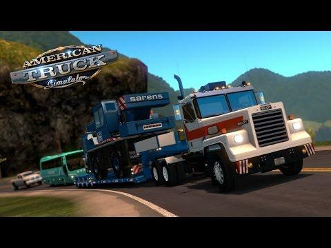 American Truck Simulator | Caminos Extremos | Pequeño Gran SCOT