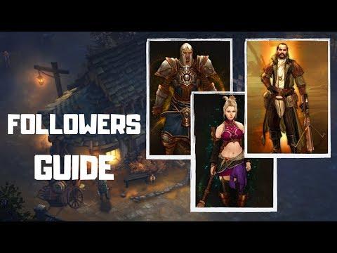 Followers Detailed Guide - Diablo 3
