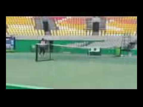 Serena Williams  Venus Williams practicing before Rio 2016 Summer Olympics in Brazil  August 3