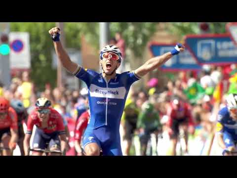 Vuelta A España Stage 17 Highlights: Gilbert Wins After Deceuninck - Quick-Step Masterpiece