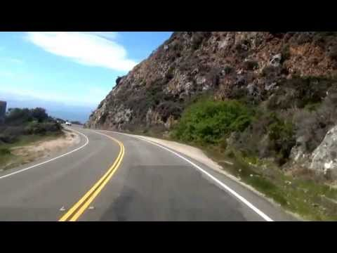 Driving Big Sur