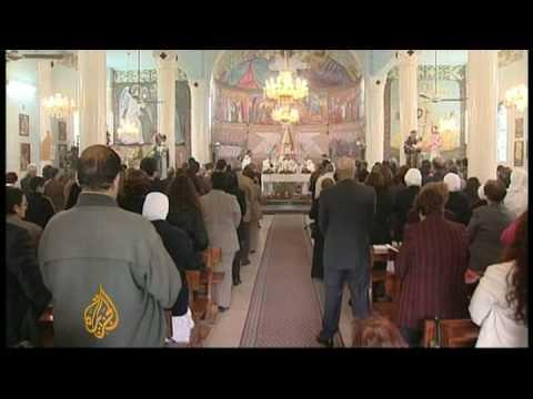 Gaza's trapped Christians struggle to celebrate - 25 Dec 08