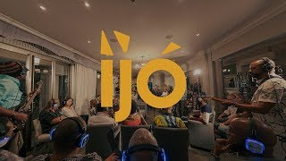 "Ijo Live at Estate 101: Interpretation of Ras Shorty I's ""Who God Bless"""