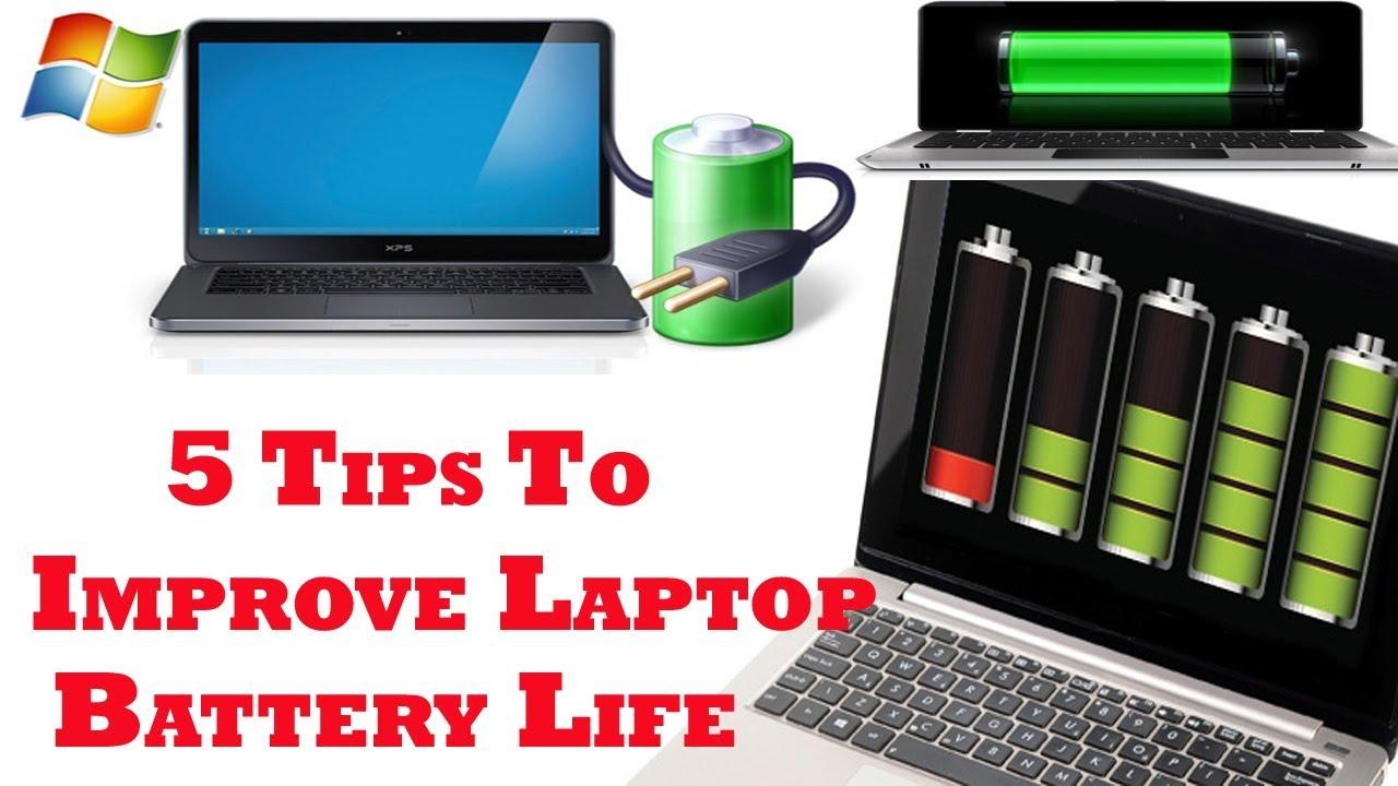 Hướng Dẫn Cách để sửa chữa pin Laptop đã chết