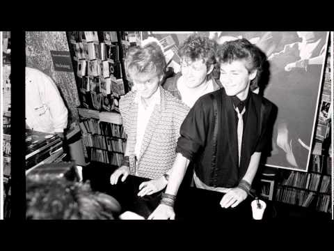 a-ha - Scoundrel Days (first demo)