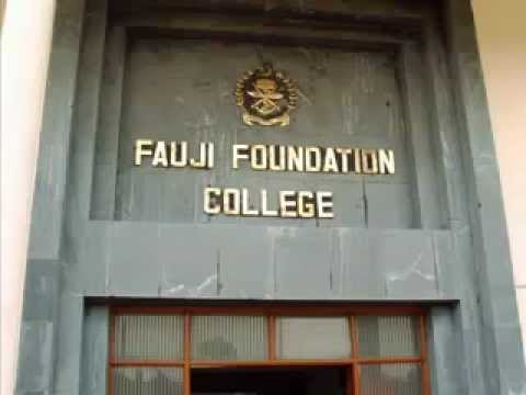 Fauji Foundation college video with Abdul Wahab