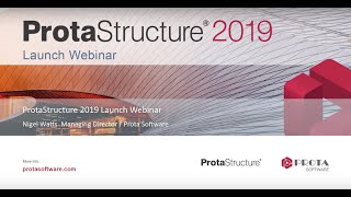 ProtaStructure 2019 – New Features
