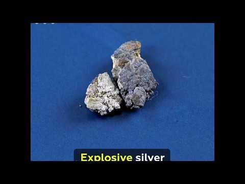 Explosive Silver