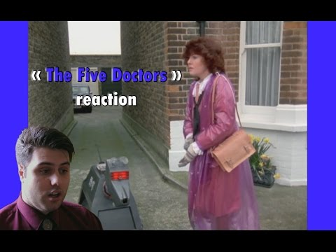 """[Classic] Doctor Who - (20.S) """"The Five Doctors"""" reaction & quick review"""