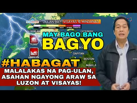 GMA NEWS: LPA, NAMATAAN | WEATHER UPDATE TODAY | WEATHER FORECAST FOR TODAY | ULAT PANAHON TODAY