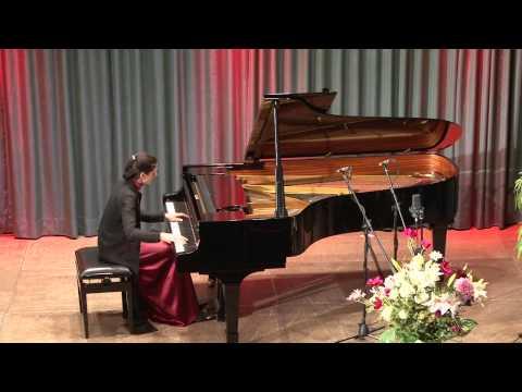 Mirjana Rajic plays LISZT
