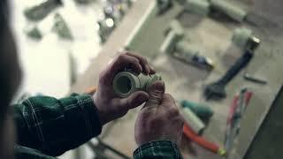 Zestaw hydrauliczny z kotłem elektrodowym. Proces tworzenia