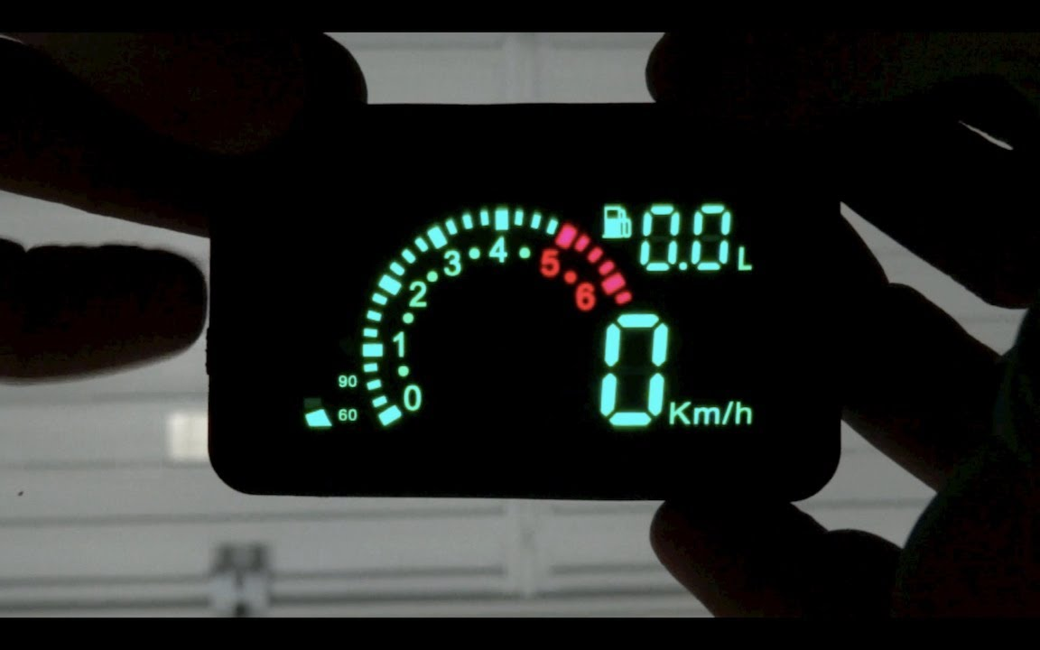 Add A Fighter Jet Style Hud To Your Car 2012 Video Old